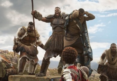 Latest Trailer for Black Panther Ramps Up the Action and Intrigue