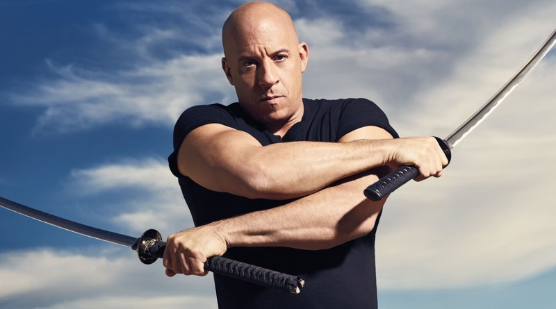 Vin Diesel in Talks to Star in Bloodshot Comic Book Adaptation for Sony