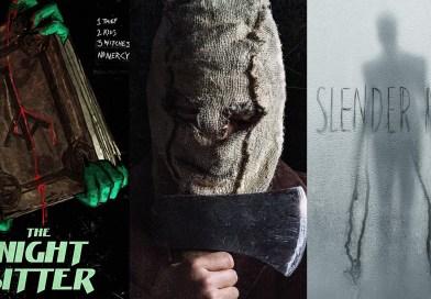 Triple Threat: 2018 Horror Movie Trailer Review