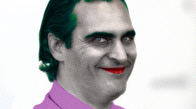 First Look at Joaquin Phoenix in Todd Phillips' Joker