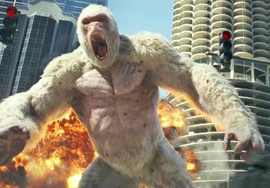 New Trailer for Rampage Gives Us More Action and More Dwayne Johnson Humor