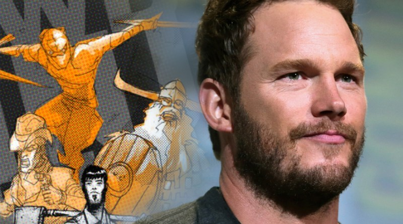 Chris Pratt's Cowboy Ninja Viking Adaptation Nabs a New Pair of Writers