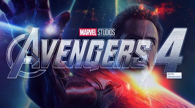 Avengers 4 Reshoots Clues: Robert Downey, Jr. and Iron Man