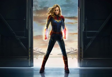 Captain Marvel Trailer is a Blast from the Past