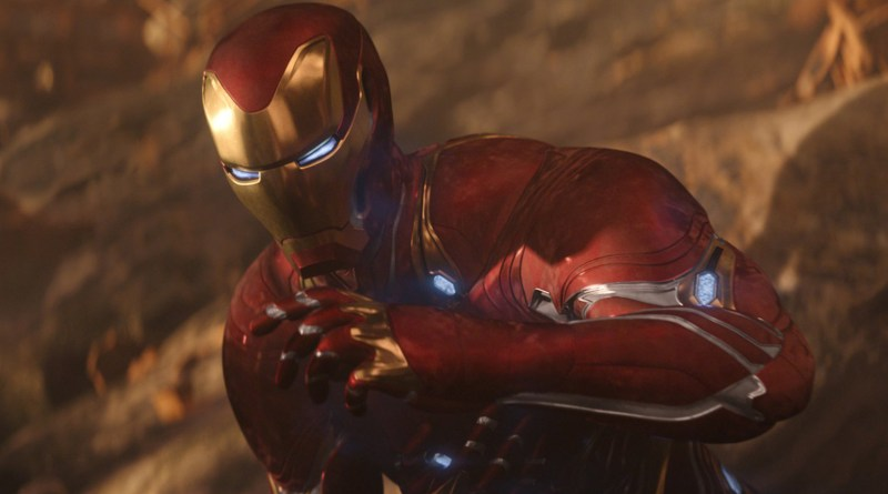 Robert Downey, Jr. Getting Animated For Iron Man