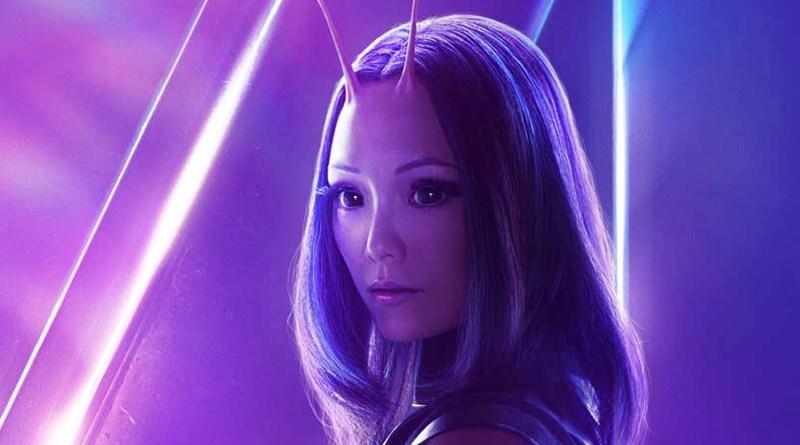 Guardians of the Galaxy: Original Mantis Design Was Far More Alien