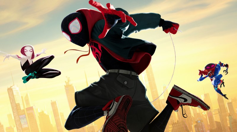 Get a Crash Course in Some of the New Heroes in Spider-Man: Into the Spider-Verse