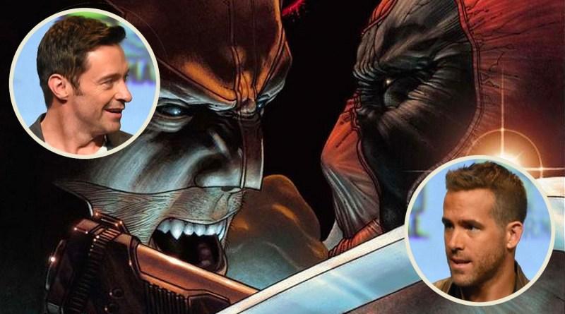 Wolverine vs. Deadpool Feud Heats Up on Social Media
