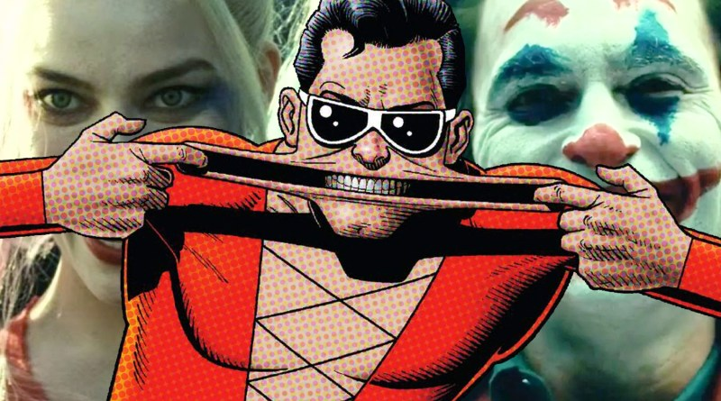 DC Movie Dish: Plastic Man Live-Action Movie, Joker's Smoke Break and Birds of Prey