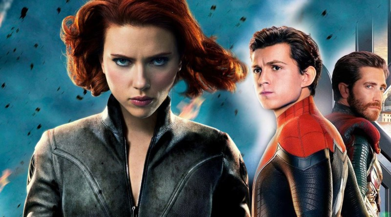 Marvel Movie Nooz: Black Widow Back from the Dead, Spider-Man & Friends Do Disney