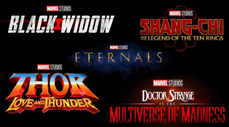 Marvel Movie Nooz: Phase Four Reveals from San Diego Comic-Con 2019