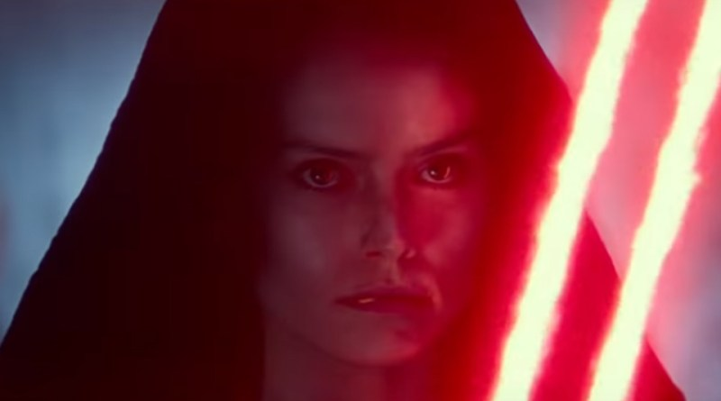 First Glimpse of 'Dark Rey' Revealed in Star Wars: The Rise of Skywalker Special Look