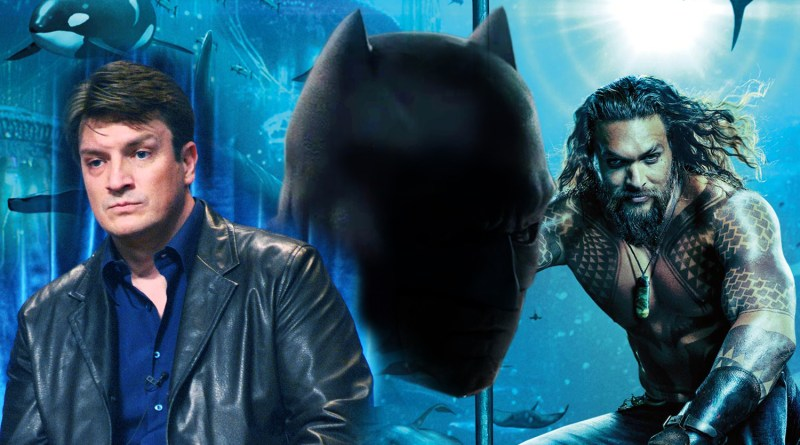 DC Movie Nooz: Nathan Fillion is Suicidal, Woody Harrelson Going to Gotham, Jason Momoa Trapped