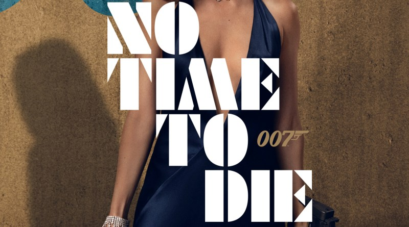 First Trailer and Character Posters for 25th James Bond: No Time to Die