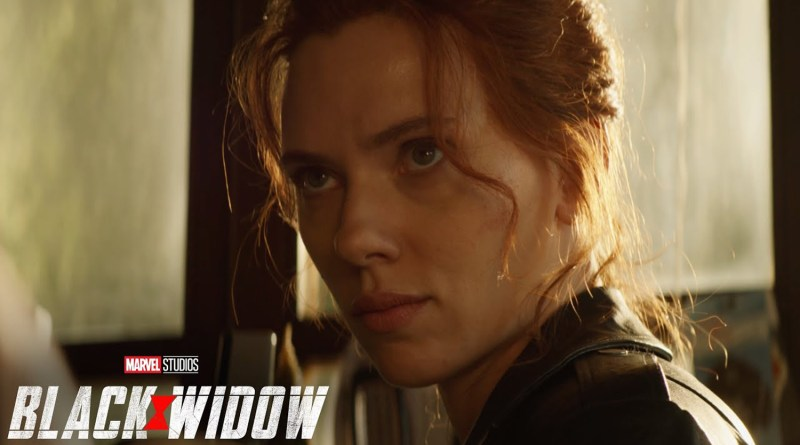 "Black Widow: New ""Special Look"" Movie Trailer and ""Legacy"" Character Featurette"
