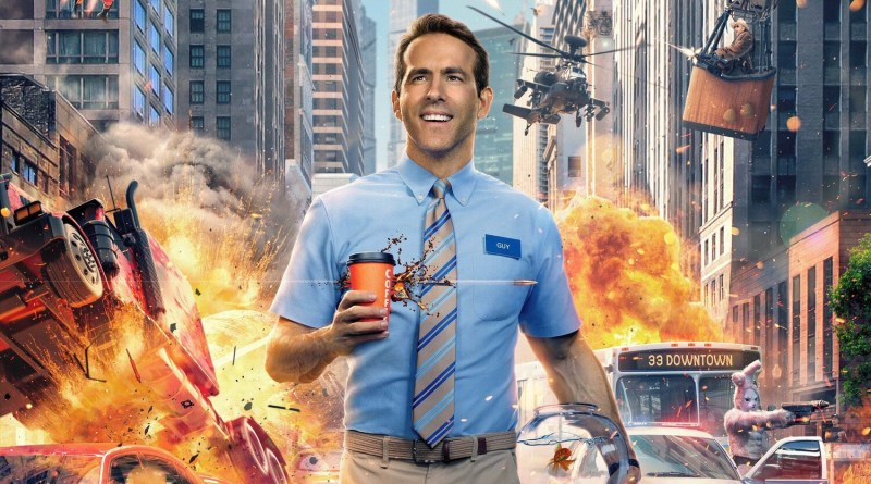 Ryan Reynolds' Video Game Action-Comedy Free Guy Pushed Back to December