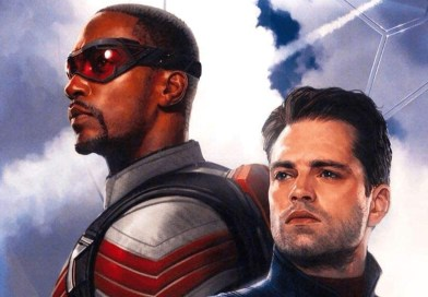 High-Flying First Look Trailer for The Falcon and the Winter Soldier Series
