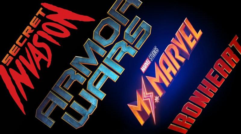 Marvel Streaming Nooz: Samuel L. Jackson in Secret Invasion, Don Cheadle in Armor Wars, Ms. Marvel Teaser and More!