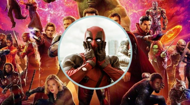 Ryan Reynolds Teases Deadpool 3 with Cryptic Photo