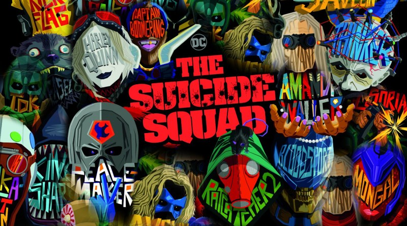 Official Synopsis of James Gunn's The Suicide Squad Reveals Comic Book Setting