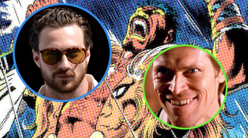 Sony Spider-Verse Nooz: Aaron Taylor-Johnson to Play Kraven; Willem DaFoe Rumored to Reprise Classic Role