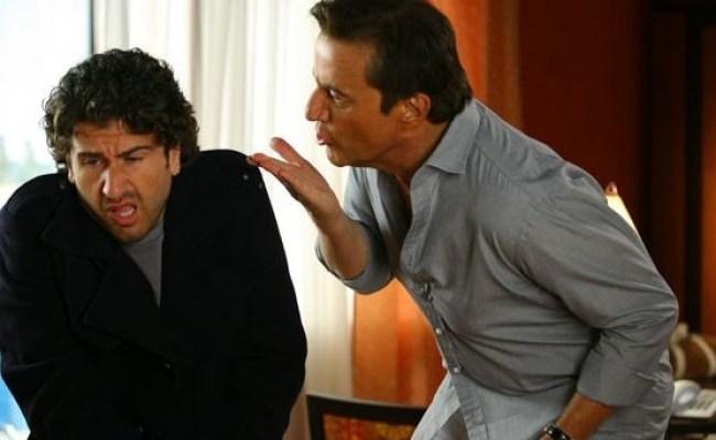 De Sica Con Alessandro Siani In Una Scena Di Natale In