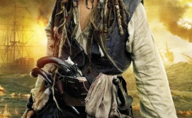 Ancora Una Locandina Di Pirati Dei Caraibi Oltre I