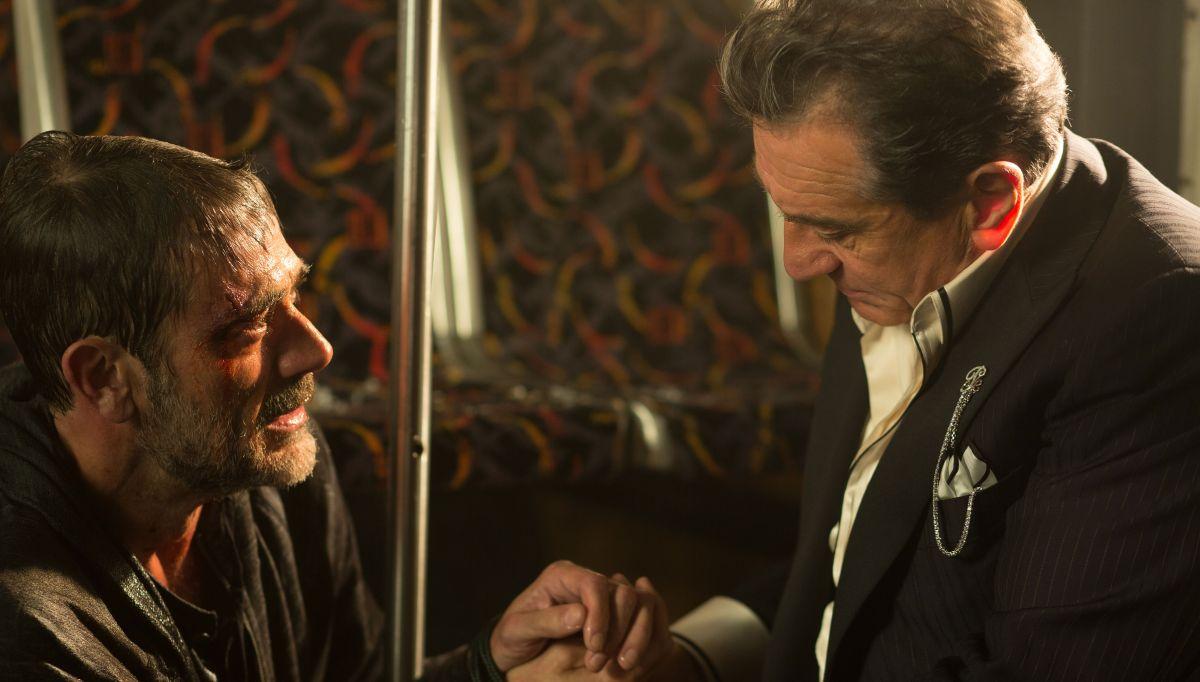Jeffrey Dean Morgan e Robert De Niro in una scena di Bus 657: 461151 - Movieplayer.it