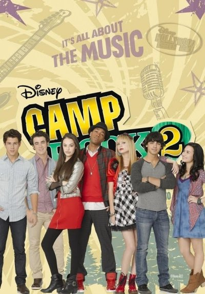 Camp Rock 1 Streaming : streaming, (FILM, (2010), Movieplayer.it