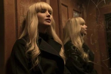 Red Sparrow: Jennifer Lawrence is in two