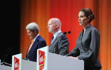 Angelina Jolie London