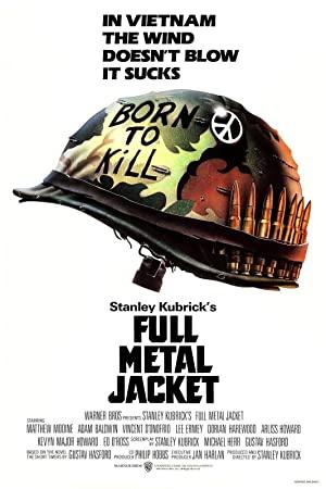 Full Metal Jacket Sub Indo : metal, jacket, Metal, Jacket, MoviePooper