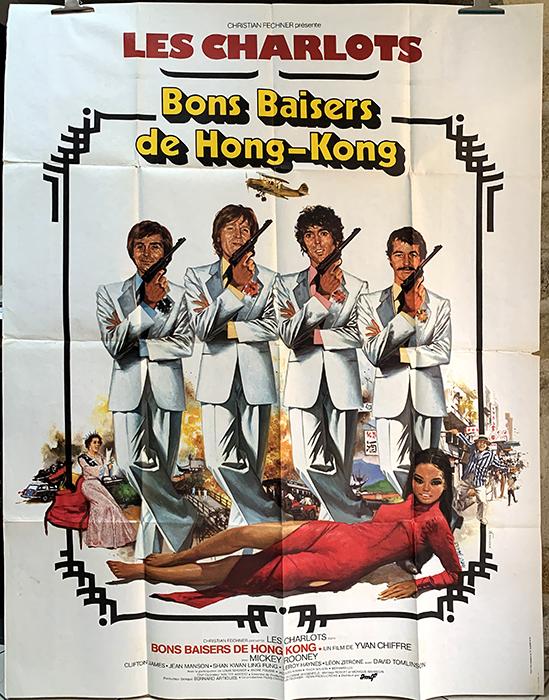 BONS BAISERS DE HONG-KONG