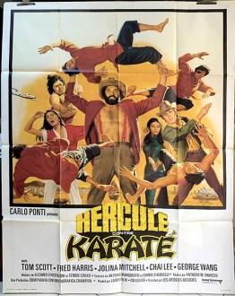 hercule contre karate