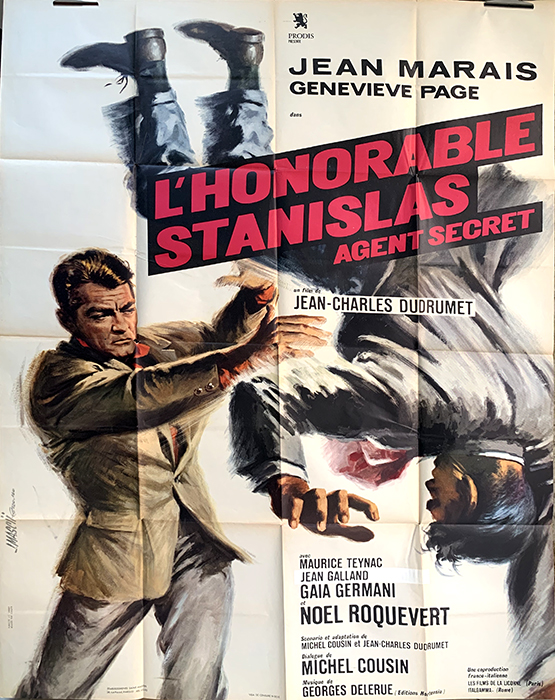 L'HONORABLE STANISLAS