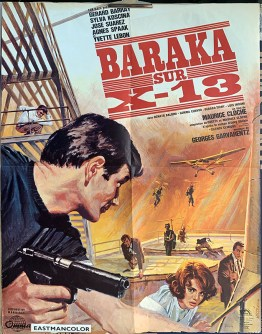 BARAKA SUR X-13