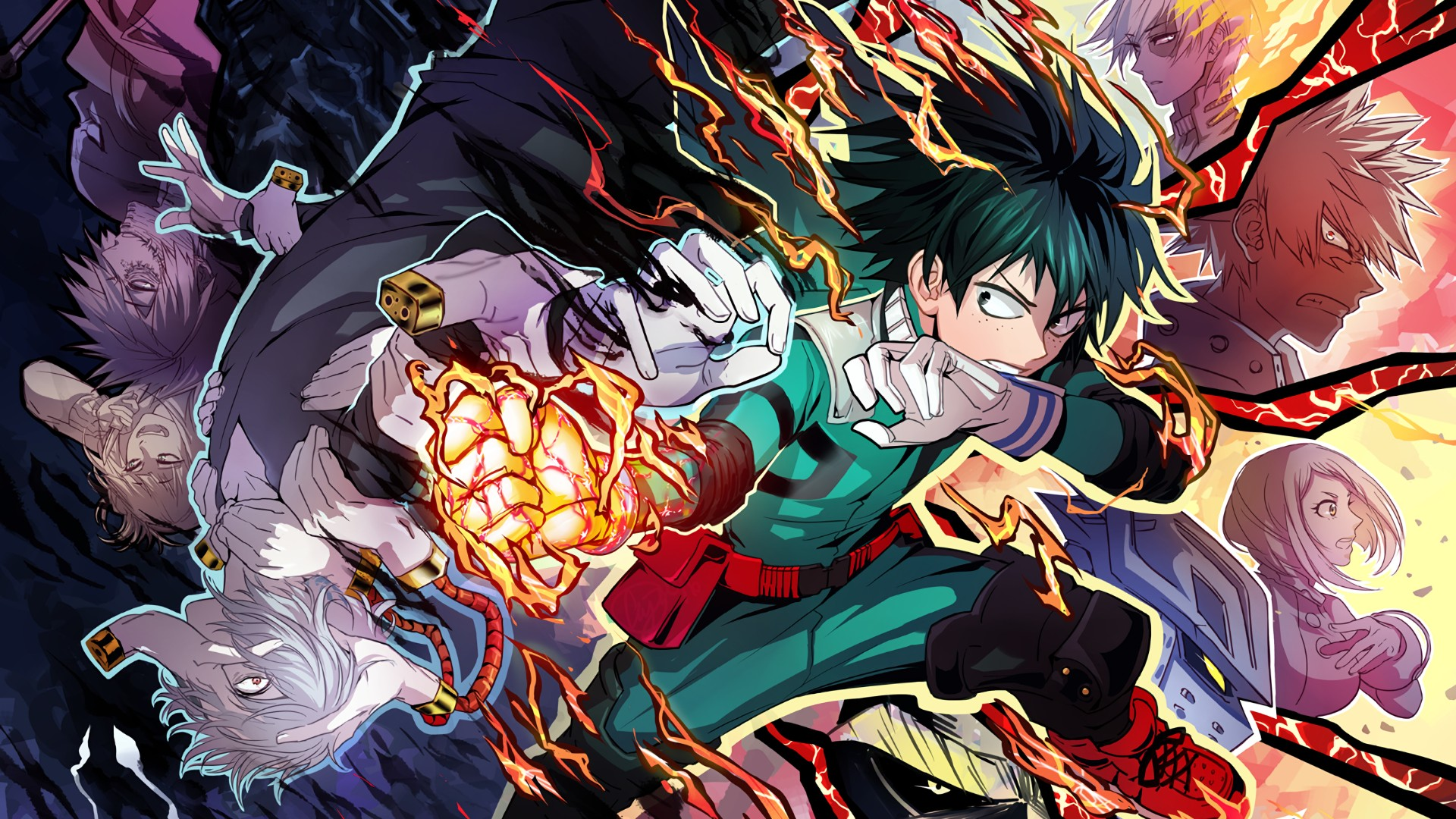 Heroes call recently made a big splash onto the app store, touting itself as a viable mobile alternative for diablo fans. My Hero Academia Movies Wallpaper HD | 2021 Movie Poster ...