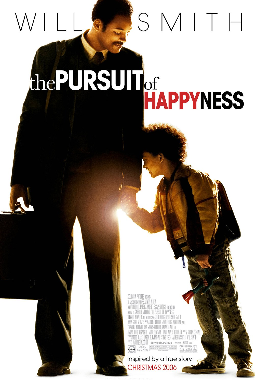 Movie Review The Pursuit Of Happyness (2006) Blank Page