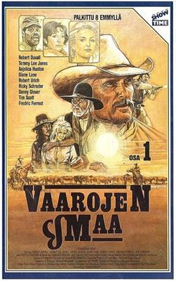 lonesome dove movie poster 1580776