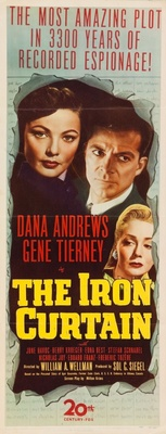 The Iron Curtain 1948 Movie Poster #730394 MoviePosters2 Com