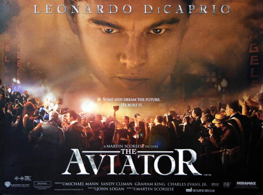 the aviator movie posters