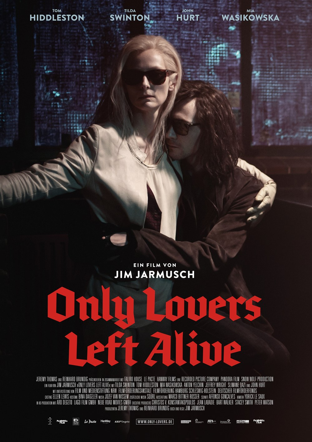 Review Only Lovers Left Alive K A Laity