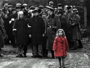 """A still from """"The Schindler's list"""" by Steven Spielberg."""