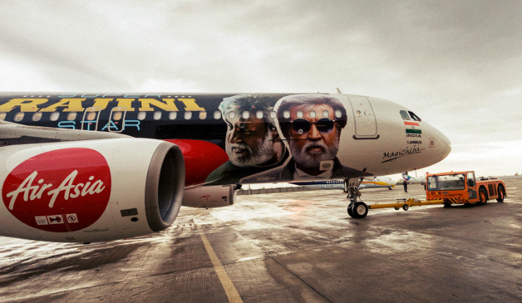 rajini-kanth-air-asia-aeroplane-promotions-for-kabali-movie-official-images