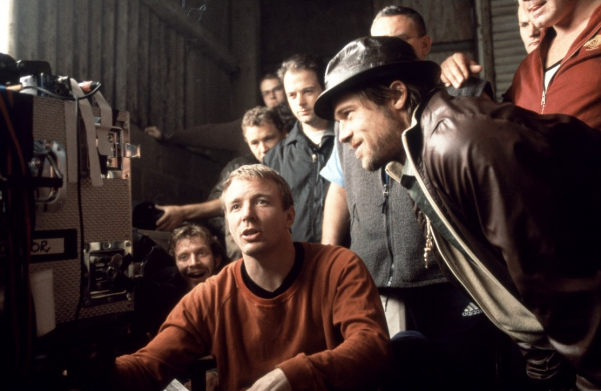 The 'Jump Cut' Specialist: Guy Ritchie