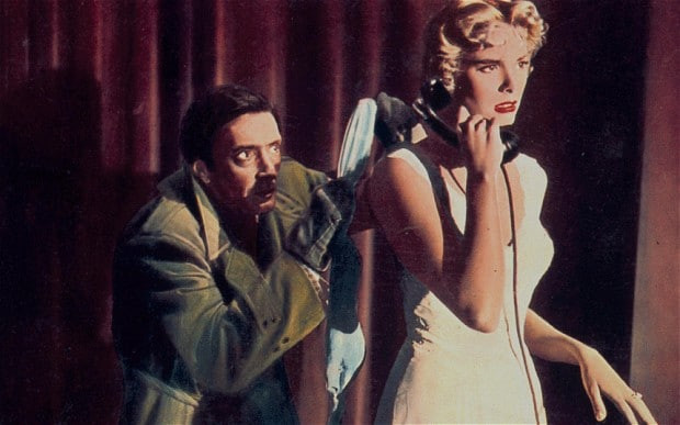 Hitchcock's Thriller 'Dial M for Murder' (1954): Movie Review