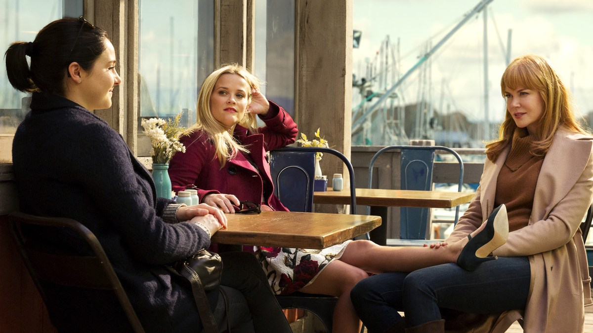 A Perfect Life Is A Perfect Lie : Big Little Lies