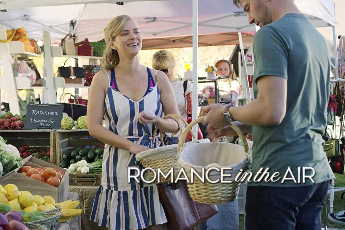 'Romance in the Air' Hallmark Movie   Cast. Plot. Trailer   2020
