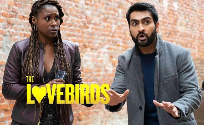 The Lovebirds Netflix Movie Cast Plot Reviews 2020