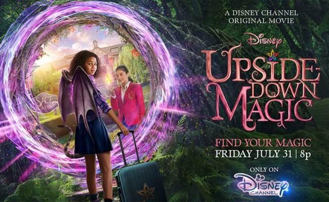 Upside Down Magic Movie On Disney Cast Plot Trailer 2020